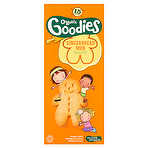 Organix Goodies Gingerbread Men Biscuits 135g
