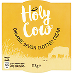 Holy Cow Organic Devon Clotted Cream 113g