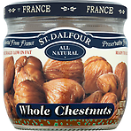 St. Dalfour All Natural Whole Chestnuts 200g