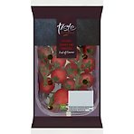 Sainsbury's Taste the Difference Vittoria Cherry Vine Tomatoes 270g