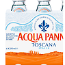 Acqua Panna Still Natural Mineral Water Glass 6x250ml