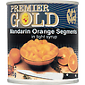Premier Gold Mandarin Orange Segments in Light Syrup 312g