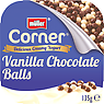 Muller Corner Vanilla Yogurt with Chocolate Balls 135g