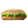 Burger King Chicken Royale Burger