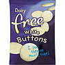 Dairy Free White Buttons 25g