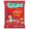 Organix Goodies Saucy Tomato Nought & Crosses 15g