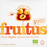 Lyme Regis Foods Fruitus Moist Organic Apricot and Oat Bars 4 x 35g (140g)