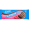 E. Wedel Supreme Jaffa Cakes Raspberry Sponge-Cakes with Raspberry Jelly in Dark Chocolate 147g
