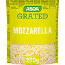 Asda Grated Mozzarella 250g