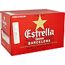 Estrella Damm Bottle 24 x 330ml