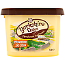 Yorkshire Dales Farmhouse Ice Cream Strawberries and Cream 1 Ltr