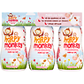 Happy Monkey Milkshakes Strawberry Flavoured Milk 3 x 200ml