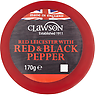 Clawson Red Leicester with Red & Black Pepper 170g