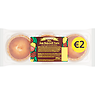 Comerfords Six Jam Bakewell Tarts 285g