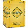 Cobra Premium Beer 4 X 500ml