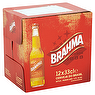 Brahma Brazilian Lager Beer Bottles 12 x 330ml