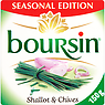 Boursin Shallot & Chives Seasonal Edition 150g