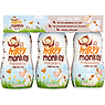 Happy Monkey Milkshakes Chocolate Flavoured Milk 3 x 200ml