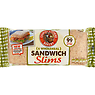 Country Kitchens Bakery 6 Wholemeal Sandwich Slims 250g