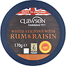 Clawson White Stilton with Rum & Raisin 170g