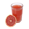 Grapefruit Juice - Pink - Raw
