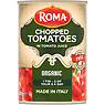 Roma Organic Chopped Tomatoes in Tomato Juice 400g