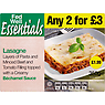 Fed Well Essentials Lasagne 350g