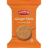 Crawford's Ginger Nuts Biscuits 3 Pack 29g