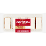 Mathiesons 5 Iced Ginger Slices