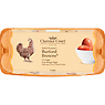 Clarence Court Mabel Pearmans's Burford Browns 10 Large Free Range Eggs