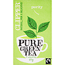 Clipper Fairtrade Pure Green Tea 50 Unbleached Bags 100g