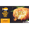 The Saucy Fish Co. 2 Smoked Haddock Fishcakes with a Delicious Vintage Cheddar Centre 270g