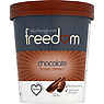 Worthenshaws Freedom Chocolate Frozen Dessert 480ml