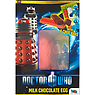 Doctor Who Milk Chocolate Egg with 8 Choc Bars