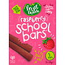 Fruit Bowl Raspberry School Bars 5 x 20g