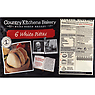Country Kitchens Bakery 6 White Pittas 360g