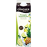 The Cracker Drinks Co Pineapple, Guava & Lime Fruit Juice Drink 1 Litre