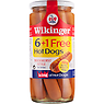 Wikinger Hot Dogs Bockwurst Style in Brine 550g