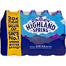 Highland Spring Still Spring Water 20 x 750ml