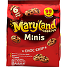Maryland Cookies Minis Choc Chip 6 x 118.8g