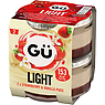 Gu Light Strawberry & Vanilla Desserts 2 x 77g