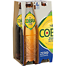 Cobra Zero Premium Alcohol Free Beer 4 x 330ml