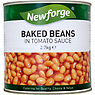 Newforge Baked Beans in Tomato Sauce 2.7kg