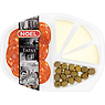 Noel Mediterranean Tapas Freshly Sliced 120g Semi Cured Manchego Cheese