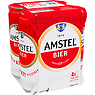 Amstel Lager Beer 4 x 440ml Cans