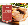 Lakeland 4 Duck Breast Fillets 400g