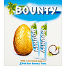 Bounty Milk Chocolate Egg with 2 Full Size Bounty Bars 292g Bounty