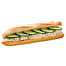Pret Pole & Line Caught Tuna Mayo & Cucumber Baguette
