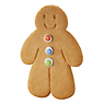 Greggs Gingerbread Man