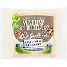 Isle of Man Creamery Oak Smoked Mature Cheddar Cheese 200g